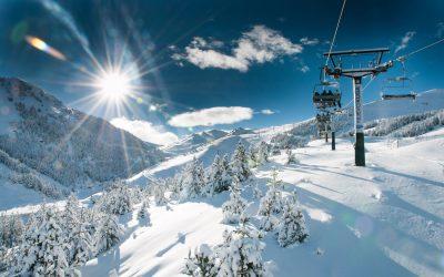 Escapada a la nieve. Esquí y actividades invernales en la estación de Cerler