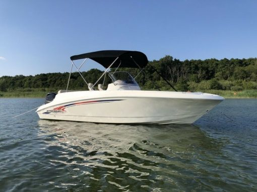 Alquiler barco Racing + 130cv