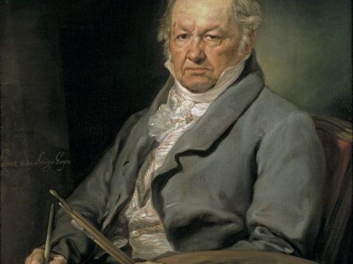 Goya y Baltasar Gracián, dos genios de Zaragoza