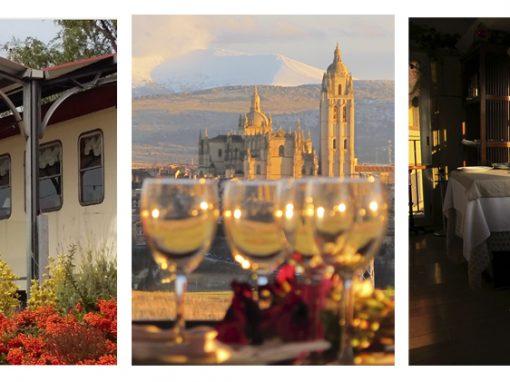 Ciudades patrimonio Castilla y León en Paradores